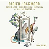CD / Open Doors / Didier Lockwood, All