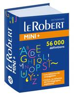 Dictionnaire Le Robert Mini Plus
