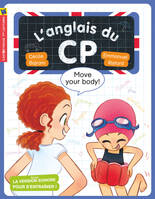 5/L'ANGLAIS DU CP  - MOVE YOUR BODY !