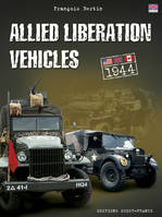 Allied Liberation vehicles, United States, Great Britain, Canada