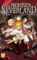 3, The Promised Neverland T03