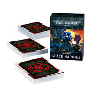 Space Marines - Cartes techniques V9 (VF)