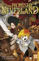 16, The Promised Neverland T16