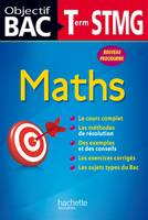 Objectif Bac - Maths Terminale STMG