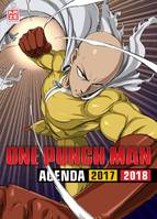 Agenda 2017/2018 One Punch Man