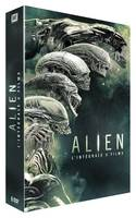 dvd / ALIEN INTEGRALE 6 FILMS / COFFRET