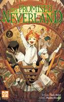 2, The Promised Neverland T02