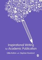Inspirational Writing for Academic Publication