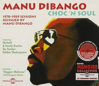Choc N Soul 1978 1989 Sessions Par Manu Dibango Cd Audio