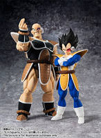 DRAGON BALL - S.H. FIGUARTS NAPPA