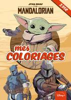 Star Wars / Mandalorian : mes coloriages
