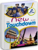 NEW TOUCHDOWN 2E BAC PRO JEU DE FLASHCARDS