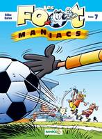 LES FOOT MANIACS T7 TOP HUMOUR 2012