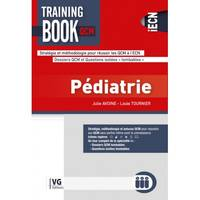 Pédiatrie training book