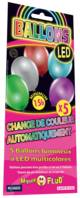 Ballons à Led couleurs changeantes x5