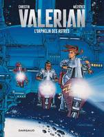 VALERIAN - TOME 17 - ORPHELIN DES ASTRES (L')
