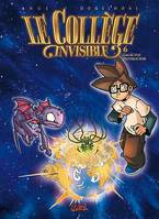 Le collège invisible, 6, COLLEGE INVISBLE T06 GALACTUS DESTRUCTOR