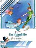 Grands blocs Disney En famille - Tome 2, 60 coloriages