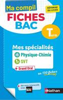 Ma Compil Fiches Bac - Physique-Chimie / SVT - Terminale