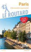 Guide du Routard Paris 2019, et des anecdotes suprenantes