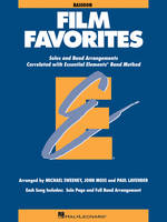 Essential Elements - Film Favorites (Bassoon)