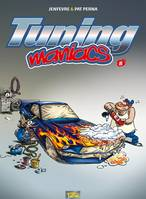 5, Tuning Maniacs - Tome 05