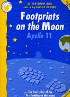 Footprints On The Moon - Apollo 11