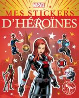 Marvel Mes stickers d'héroïnes