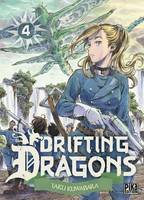 4, Drifting Dragons T04