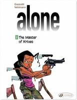 Alone - Tome 2 - The Master of Knives