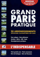 R21 GRAND PARIS PRATIQUE 20 ARRONDISSEMENTS