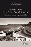 Le laboratoire de la Dialectique de la raison, Discussions, notes et fragments inédits