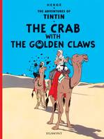 The Crab with the Golden Claws, Livre broché