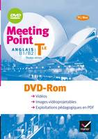 Meeting Point Anglais Tle éd. 2012 - DVD Rom