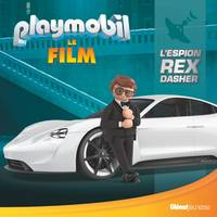 Playmobil - L'espion Rex Dasher, L'espion, Rex Dasher