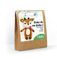 Kit crochet Biche