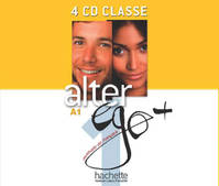 Alter Ego + 1 : CD audio classe, Alter Ego + 1 : CD audio classe