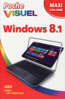 Poche Visuel Windows 8.1, Maxi Volume