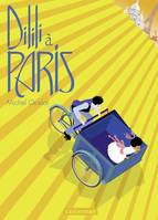 Dilili à Paris - Le roman illustré du film