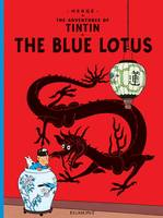 THE BLUE LOTUS, Livre broché