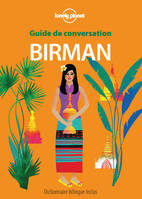 Guide de Conversation birman - 1ed