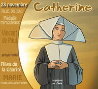 SAINTE CATHERINE LABOURE (LIVRE AUDIO)