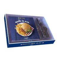 Coffret Recettes made in USA