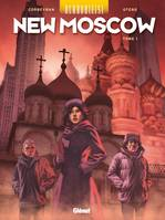Uchronie(s), Tome 1, Uchronie[s] - New Moscow - Tome 01