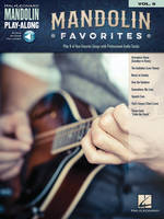 Mandolin Favorites, Mandolin Play-Along Volume 8
