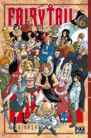 6, Fairy Tail T06