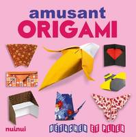 Detacher et plier - Origami amusant