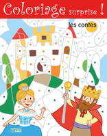 COLORIAGE SURPRISE LES CONTES