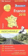 CR : France indechirable 2018 1/1000000