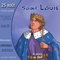 SAINT LOUIS (LIVRE AUDIO)